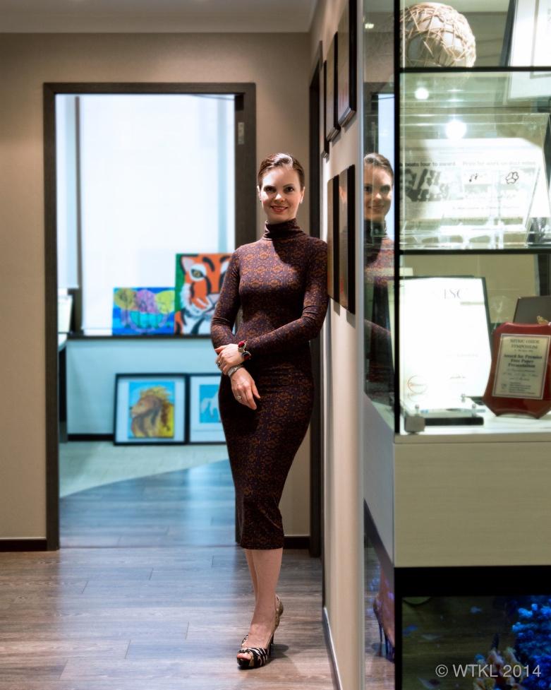 Dr. Andrea Rajnakova of Andrea's Digestive Clinic Singapore