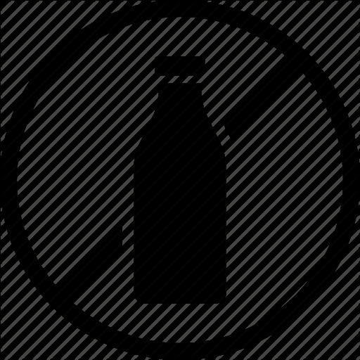 "An illustration of ""No milk"""