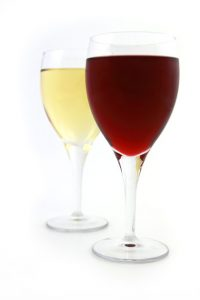 Picture of 2 glass of wines