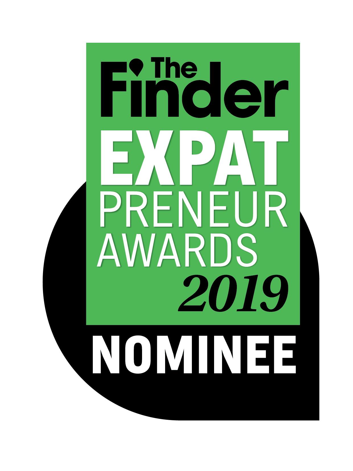 The Finder Expat Preneur Awards 2019 - Nominee